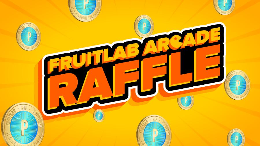 Arcade 1 Million Raffle!
