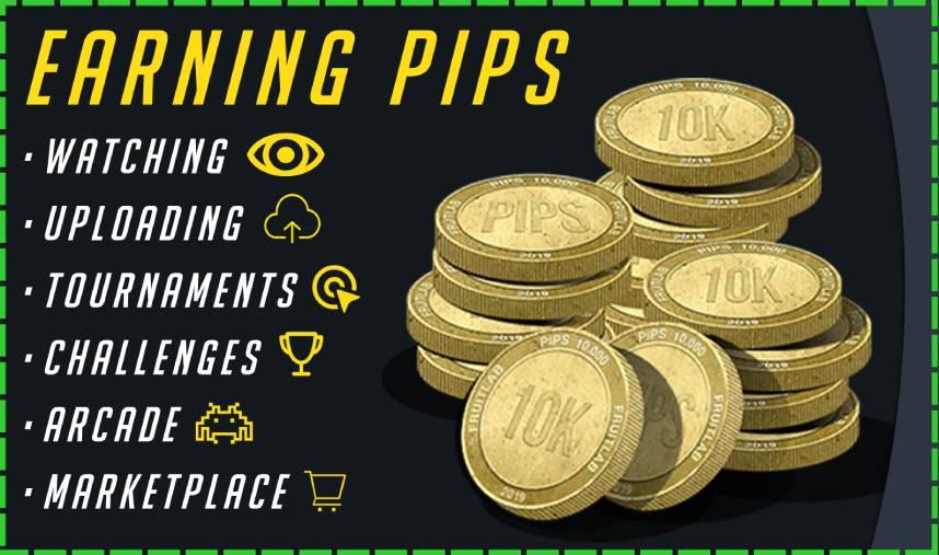 earning pips