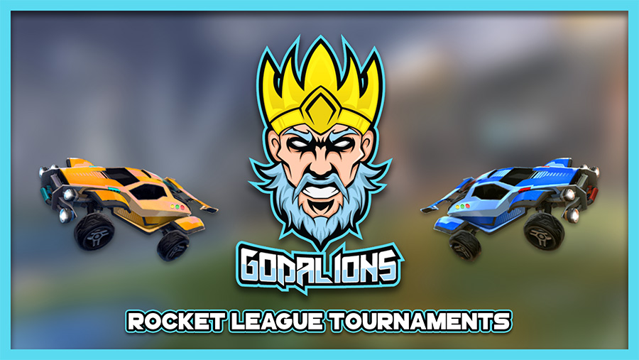 Godalions Rocket League tournament in partnership with Fruitlab!