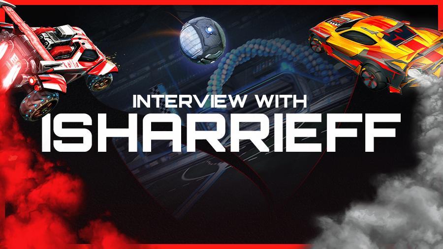 Interview with iSharrieff