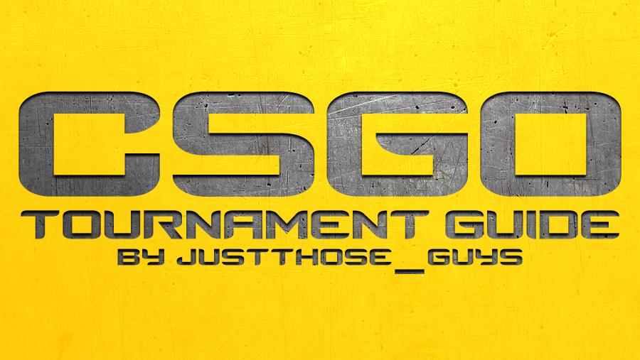JTG Counter-Strike Tournament Guide
