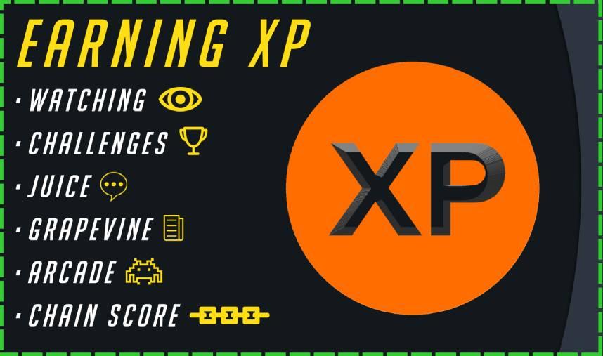 earning xp