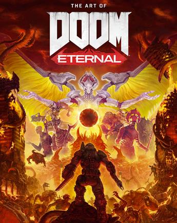 DOOM Eternal Xbox One Key EUROPE