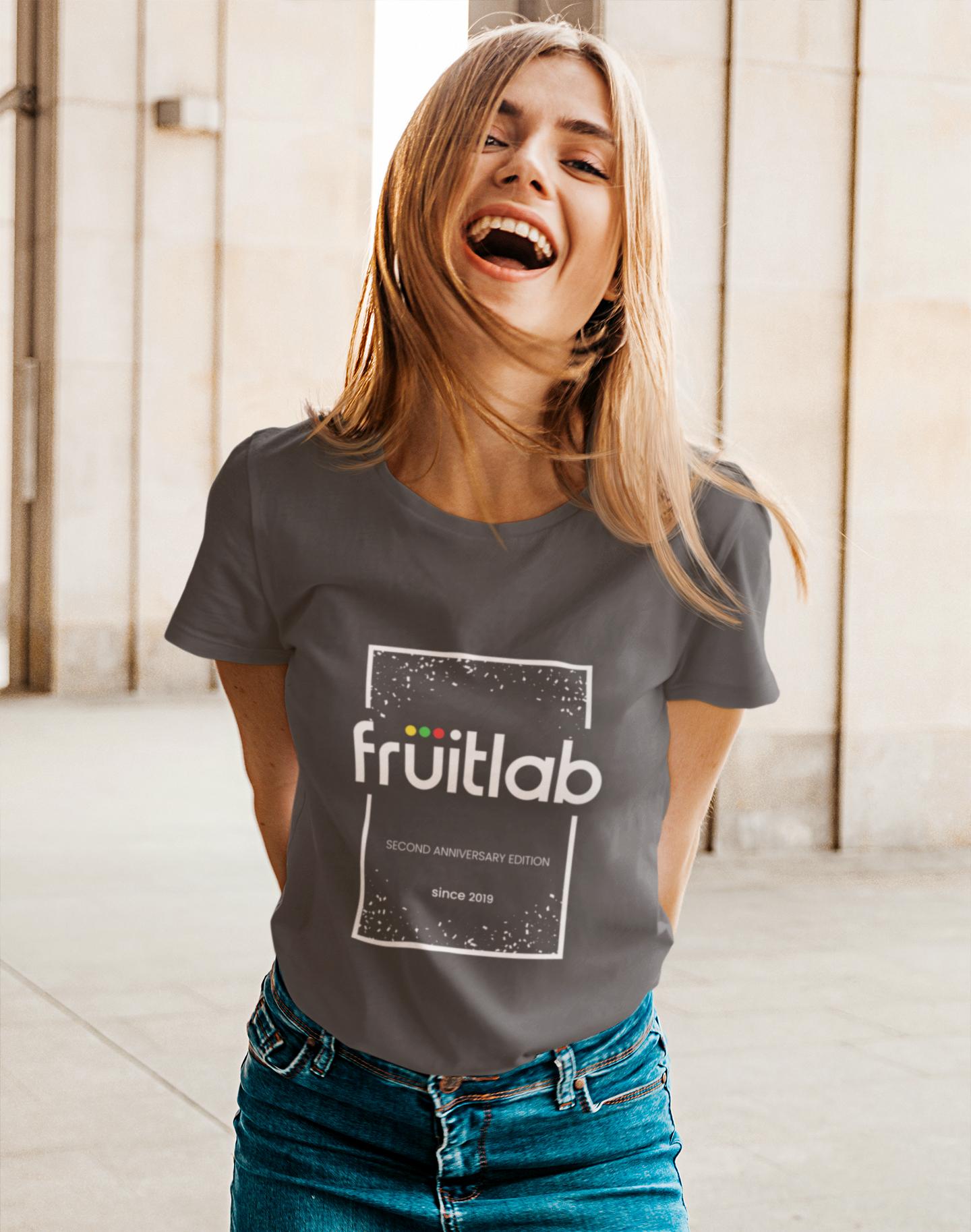 fruitlab Second Anniversary T-shirt