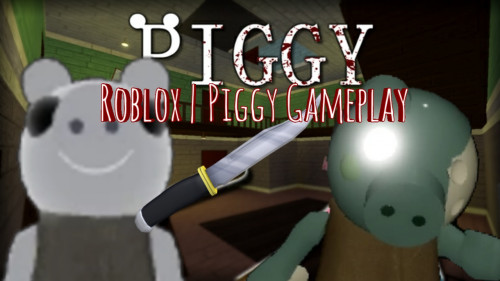 Roblox House Roblox Piggy Background Roblox Piggy Gameplay Fruitlab
