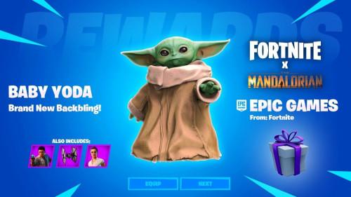 Fortnite Item Shop 1 2 20 Baby Yoda Fruitlab See more of baby yoda official on facebook. fortnite item shop 1 2 20 baby yoda
